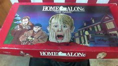 Home Alone Board game 90's Vintage Movie Game Home Alone Macauley Culkin Board game. good, used vintage condition. Christmas holiday game! by FriendsRetro on Etsy