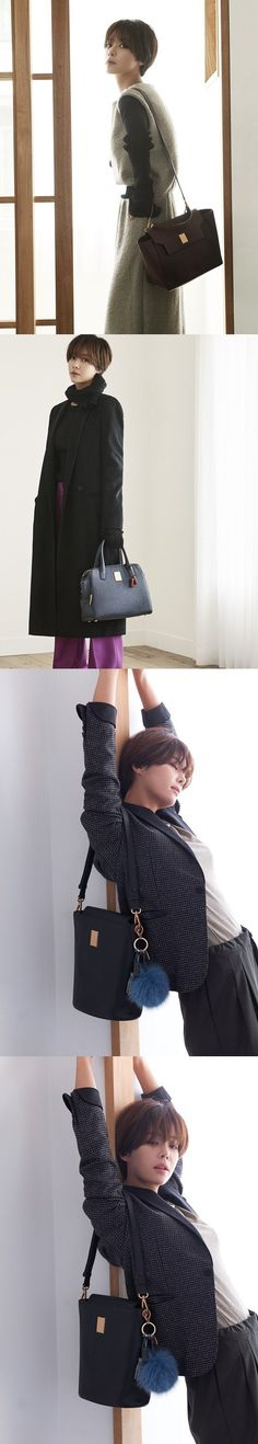 Hwang Jung Eum perfectly takes on the mannish style in b-cuts | allkpop.com