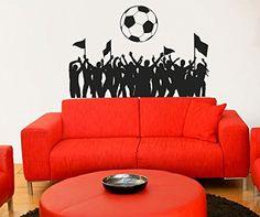 Vinyl Wall Decal Sticker Bedroom Crowd Funs Football Hand Sport Game Player R1663 CreativeWallDecals http://www.amazon.com/dp/B00V4WVWPA/ref=cm_sw_r_pi_dp_0hLevb0GR9YYG
