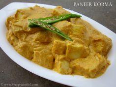Recepty z Indie II.: Paneer Korma