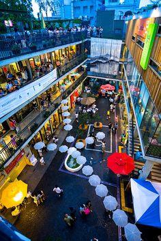 서울 인사동 쌈지길,한국 여행,모바일가이드