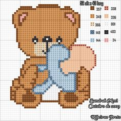 Thrilling Designing Your Own Cross Stitch Embroidery Patterns Ideas. Exhilarating Designing Your Own Cross Stitch Embroidery Patterns Ideas. Baby Cross Stitch Patterns, Cross Stitch Baby, Cross Stitch Kits, Cross Stitch Charts, Cross Stitching, Cross Stitch Embroidery, Embroidery Patterns, Beading Patterns, Pixel Art