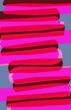 Pink stack - Sarah Bagshaw