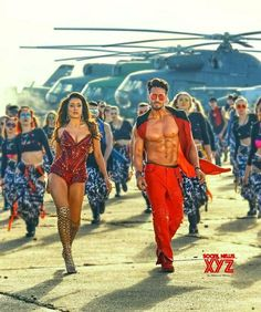 Tiger Shroff And Shraddha Kapoor Hot Stills From Baaghi 3 Movie Bollywood Couples, Bollywood Actress Hot Photos, Indian Actress Hot Pics, Indian Bollywood Actress, Bollywood Girls, Beautiful Bollywood Actress, Most Beautiful Indian Actress, Bollywood Actors, Bollywood Celebrities
