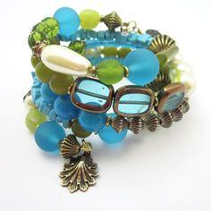 Wrap Bracelet from Annabellea Design Studio  $45.00