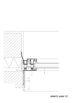 Stamp Window - DMOA architects Window Detail, Construction, Arched Windows, Architecture Drawings, Detailed Drawings, Technical Drawing, Facades, Brick Wall, Warehouse