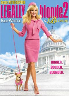 Legally Blonde 2!