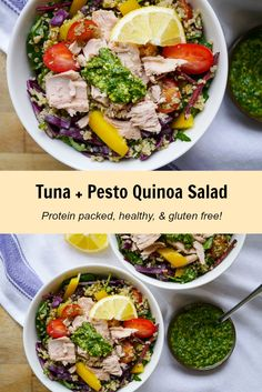 Protein Packed Tuna