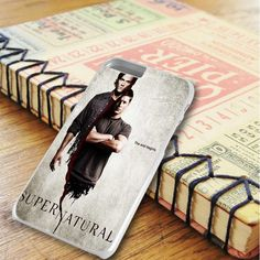 Supernatural The End Begins iPhone 6 Plus|iPhone 6S Plus Case