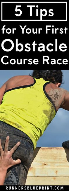 5 Tips for Your First Obstacle Course Race — Runners Blueprint Race Training, Training Plan, Strength Training, Running For Beginners, How To Start Running, Running On Treadmill, Running Gear, Obstacle Course Races, Fat Burning Tips