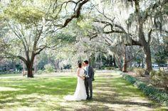 Forsyth Park Wedding Portraits - Savannah Elopement - Tybee Island Wedding - Beach Wedding - Savannah Wedding - Romantic - by Brita Photography