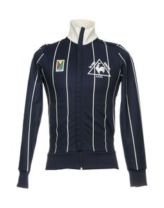 6d15b068fe Le Coq Sportif Men Sweatshirt on YOOX. The best online selection of  Sweatshirts Le Coq Sportif. YOOX exclusive items of Italian and  international designers ...
