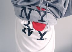 I Love NY and I have I love NY shirt