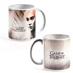 Game of Thrones I Will Take What Is Mine Mug