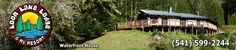 Loon Lake - Oregon Coast RV Parks, Lodging, Camping, Campgrounds  Vacations - Boat Rentals