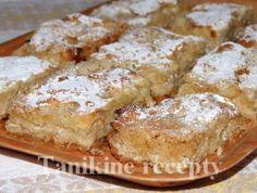 Jablčník lenivej ženy :: Recepty Apple Pie, French Toast, Food And Drink, Baking, Breakfast, Health, Desserts, Hampers, Lemon Tarts