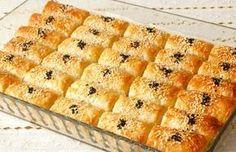 Baklavalık Yufkadan Çıtır Börek: Sodalı Börek Tarifi