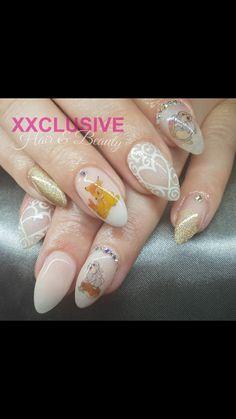 Nail Art, Nails, Disney, Beauty, Finger Nails, Ongles, Nail Arts, Beauty Illustration, Nail Art Designs