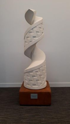 We create oamaru limestone sculptures of all sizes for every occasion and purpose. Including unique and personalised maori headstones. We are based in Wellington, NZ. Stairway To Heaven, Stone Carving, Stairways, Angles, Perfect Fit, Sculpting, Sculptures, Contrast, Curves