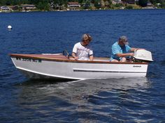 1961 Burchcraft 12 ft runabout Runabout Boat, Old Boats, Ford Capri, Wooden Boats, Classic, Ships, Wood Boats, Derby, Classic Books