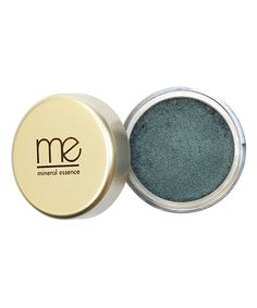 Love this Teal Green Shimmer Eye Shadow by Mineral Essence on #zulily! #zulilyfinds