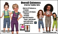 Sims 4 CC's - The Best: Overall Cuteness by Sims 4 Nexus