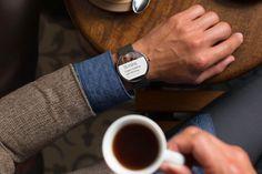 Cuando ver la hora dejó de ser suficiente nace Android Wear; información útil que se mueve contigo