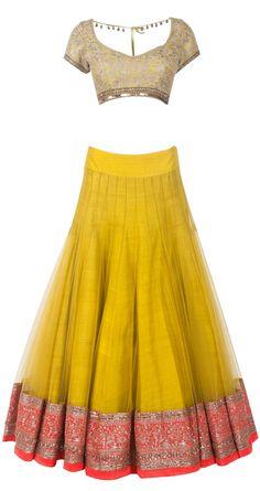 Latest Lehenga Choli Trends & Designs Collection 2016-2017 - StylesGap.com