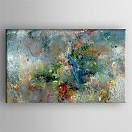 Oil Painting Modern Abstract  Painting Hand Paint... – USD $ 79.99