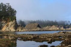 Sunset Bay, Coos County, Oregon
