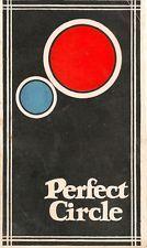 MODERN  Perfect Circle Race Cars Retro Poster