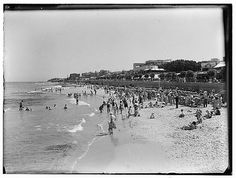 or smaller. Jaffa Israel, Tel Aviv Israel, Old Photos, Paris Skyline, The Past, Beach, Water, Pictures, Travel