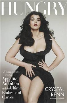 """Crystal Renn - This is embracing """"plus size"""" curves!"""
