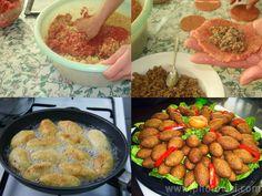 أكلات شامية -- كبة | عالم الطبخ والجمال