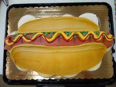 Pull Apart Cupcake Cake, Pull Apart Cake, Cupcake Cakes, Cup Cakes, Creative Cakes, Hot Dog Buns, Amazing Cakes, Fondant, Cake Decorating