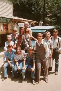 The Waltons 1970s #TheWaltons
