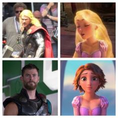 Just 100 Freaking Hilarious Memes About The Marvel Movies - Funny Superhero - Funny Superhero funny meme - - Yes! Hilarious Rapunzel and Thor Comparisons! The post Just 100 Freaking Hilarious Memes About The Marvel Movies appeared first on Gag Dad. Avengers Humor, The Avengers, Marvel Jokes, Films Marvel, Funny Marvel Memes, Thor Meme, Marvel Art, Thor Jokes, Hulk Memes