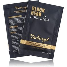 Black Head Face Mask