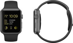 NEW Apple (iWatch) Watch Black Sport Edition 42mm - Pre-Order - Ships from USA