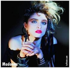♥80's style *Madonna*♥ - the-80s Photo