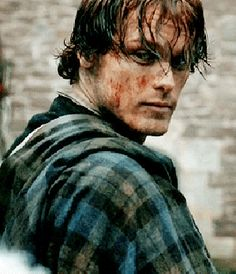 Gotta love Sam even what he is filthy!!!