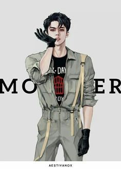 Find images and videos about kpop, exo and sehun on We Heart It - the app to get lost in what you love. Chanyeol, Sehun Hot, Exo Kai, Fanart Kpop, Chanbaek Fanart, Exo Monster, Monster Art, Exo Anime, Chibi