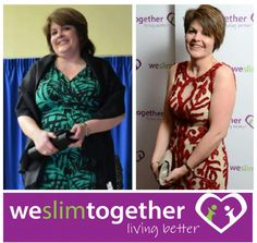 Catherine Kidd - consultant in training. 4 stone lost and maintained for nearly two years