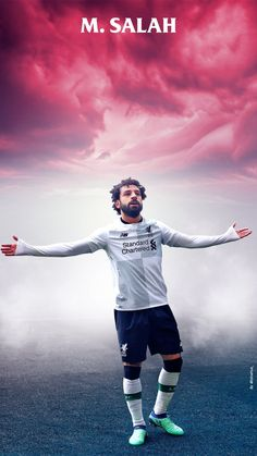 Mohamed Salah wallpapers for her phone … Liverpool Champions League, Liverpool Players, Fc Liverpool, Liverpool Football Club, Best Football Players, Football Is Life, Soccer Players, Iran National Football Team, Club