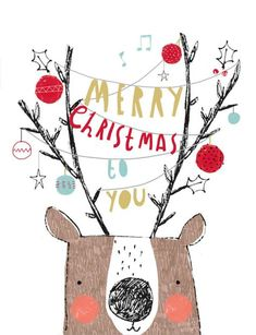 Merry Christmas and happy new year cards. Merry Christmas for your friends and loved ones. Free online Merry Christmas & Happy New Year cards on Christmas. Merry Christmas To You, Noel Christmas, Merry Xmas, Winter Christmas, Vintage Christmas, Christmas Crafts, Christmas Decorations, Merry Christmas Wallpaper, Merry Christmas Drawing