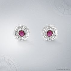 Nid de Rubis earrings, Pierres de Caractère Variations collection White gold, round and baguette-cut diamonds, yellow gold, two cabochon-cut star rubies for a total of 4.57 carats (origin: Burma) The Nid de rubis earrings from the High Jewelry Pierres de Caractère Variations are transformable. They can be worn long with the tassel, or short without the tassel. The curved shape of these earrings required meticulous re-cutting of the baguette-cut diamonds. The effect created by the use of the…