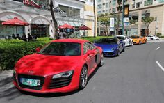 TACHOMETER: Best of Burgos Circle - Supercar Sundays in Manila...