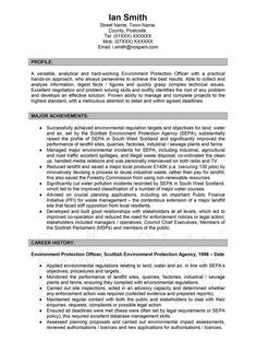 Charmant Curriculum Vitae Example In Uk Example Curriculum Vitae The Cv Centre  Preschool Ponte Vedra Beach Florida U2013 Example Curriculum Vitae Uk