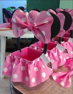 Minnie Mouse Custom Name Letters - price is per letter Minnie Mouse Theme Party, Minnie Mouse Birthday Decorations, Minnie Mouse 1st Birthday, Minnie Mouse Baby Shower, Mickey Minnie Mouse, 1st Birthday Parties, Baby Shower Souvenirs, Barbie, Makita