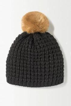 Leather Accent Tag - violet winter hats by VIDA VIDA CQa7UH